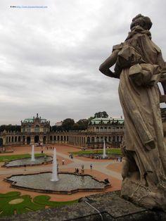 Zwinger Palace (1711.