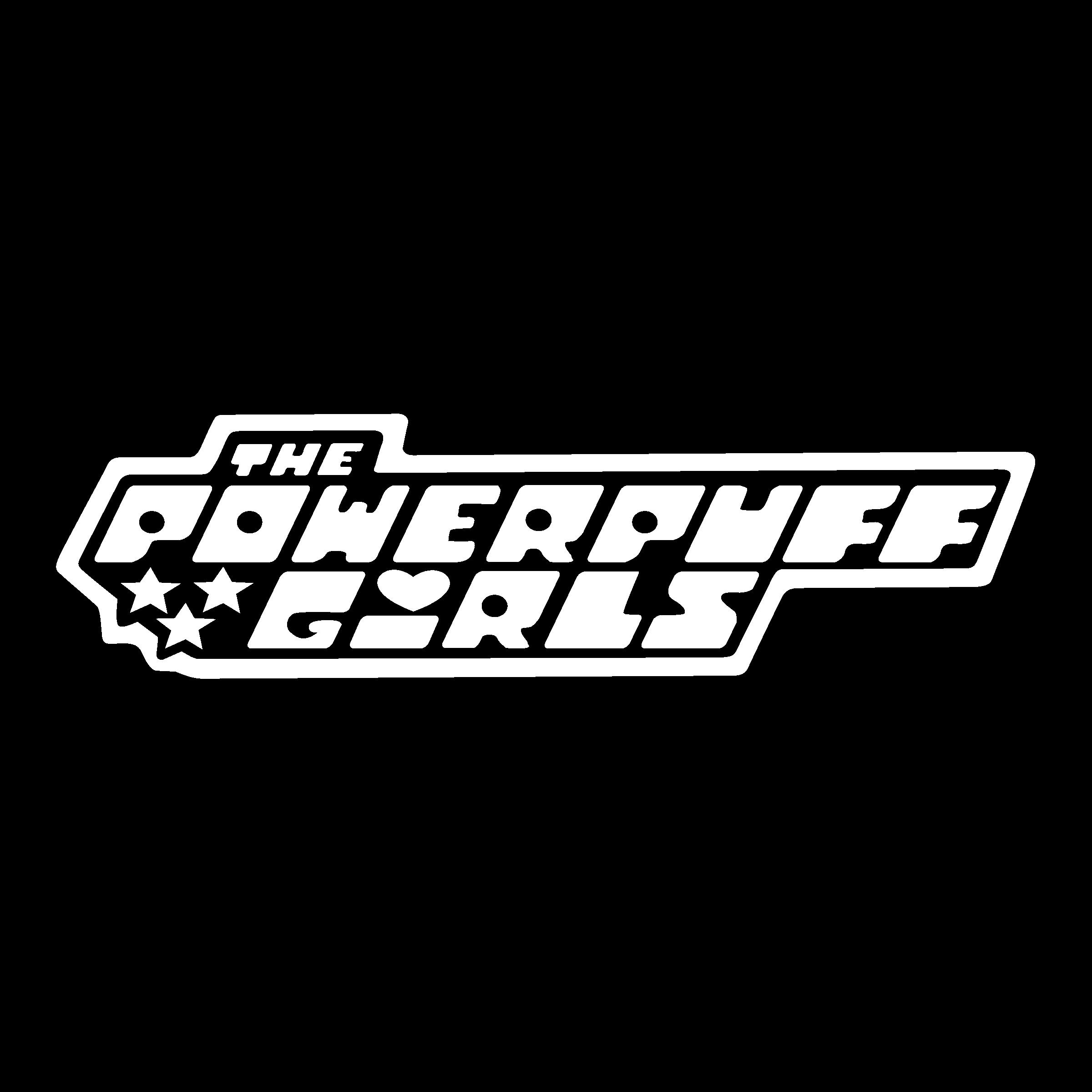 Powerpuff Girls Logo PNG Transparent & SVG Vector.
