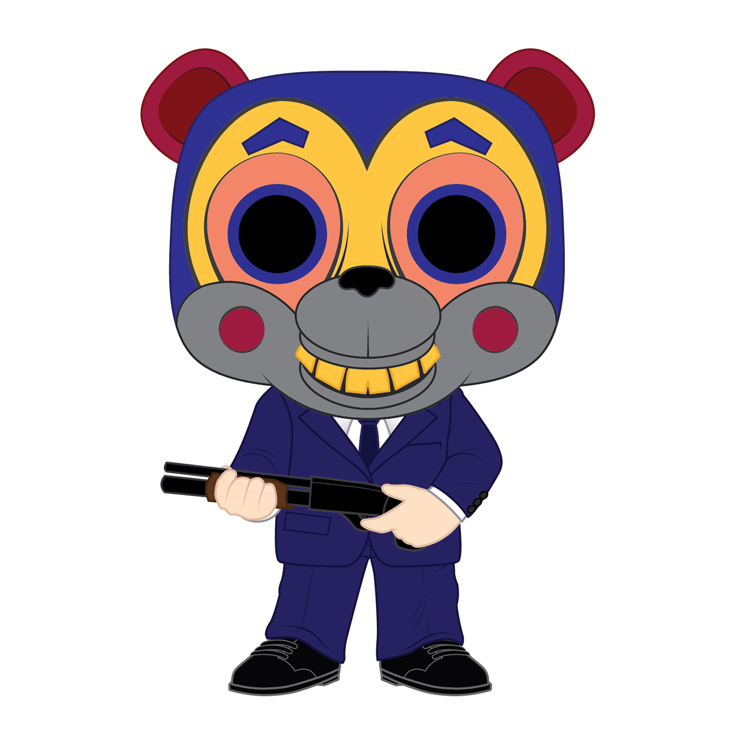 The punisher cute funko clipart clipart images gallery for.