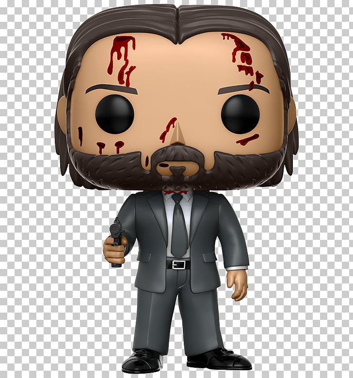 Funko Pop! Vinyl Figure John Wick Chapter 2 Pop! Vinyl.