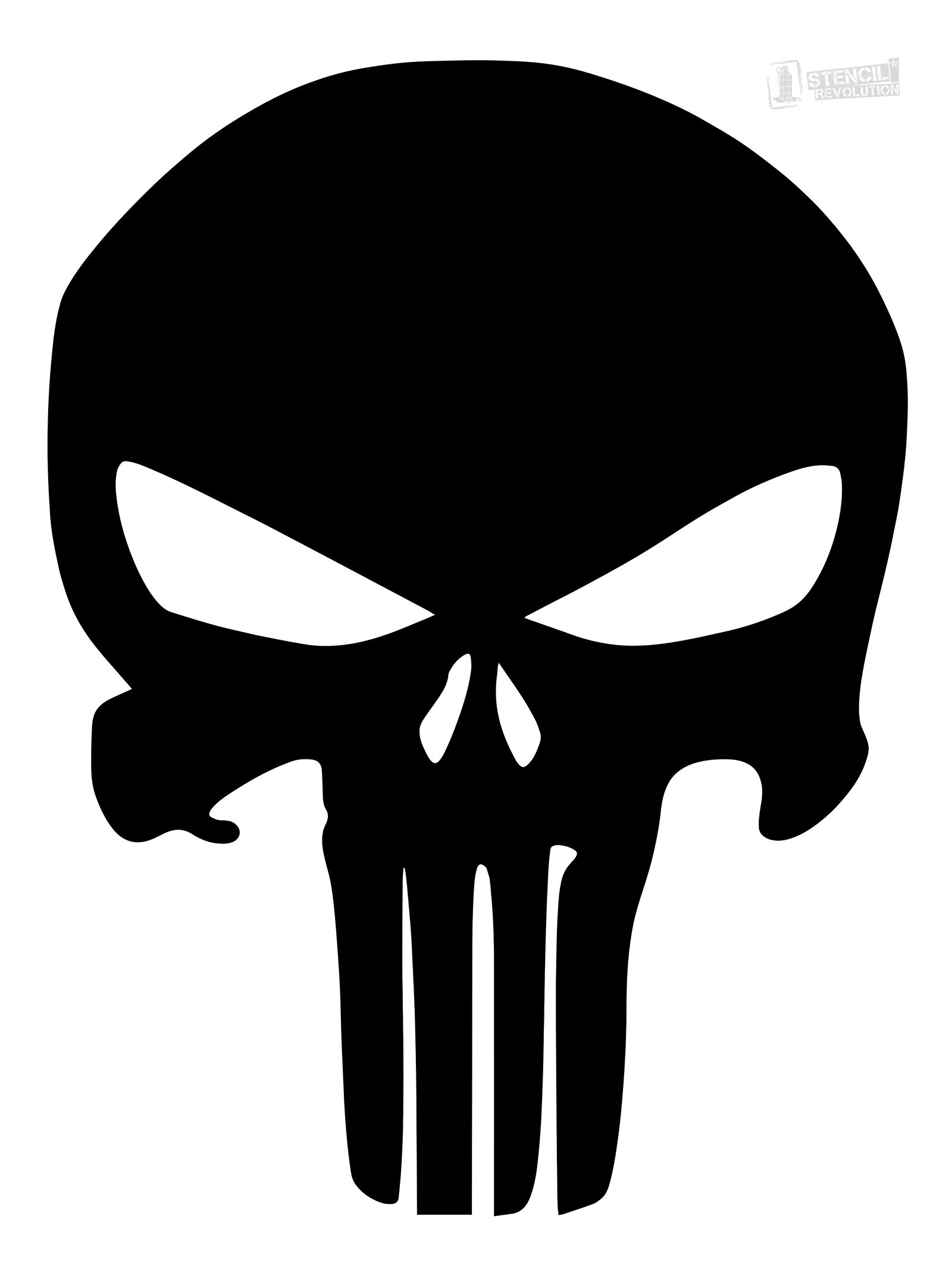 Punisher Logo Vector at GetDrawings.com.