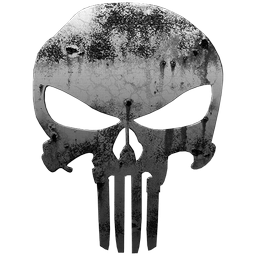 Punisher Png Logo.