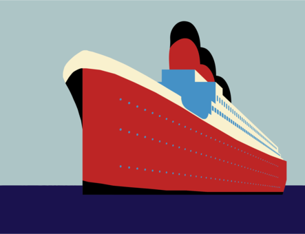 Line Art,Line,Cruise Ship PNG Clipart.
