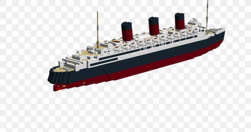 The Queen Mary Ocean Liner RMS Queen Elizabeth LEGO RMS.