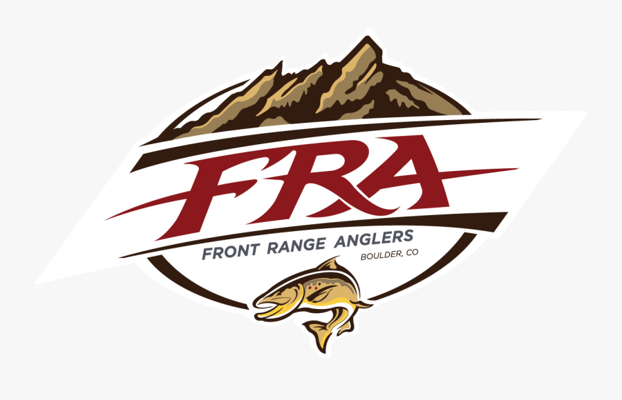 Front Range Anglers Logo , Free Transparent Clipart.