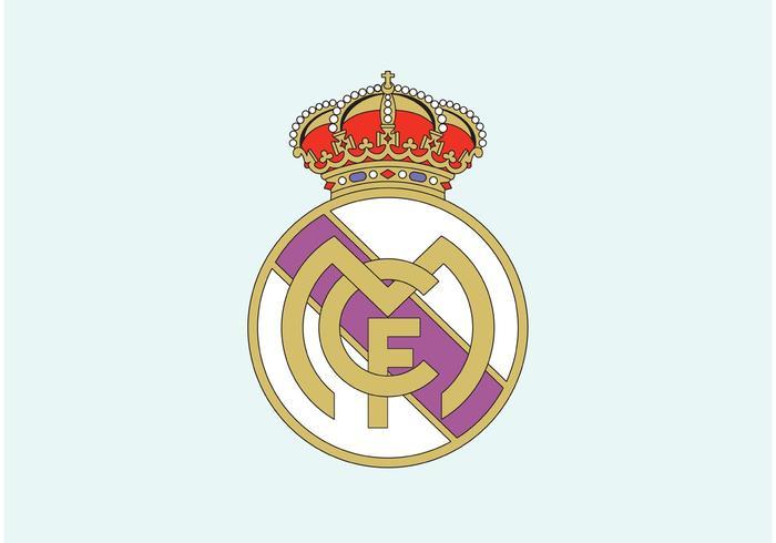 Real Madrid Crest.