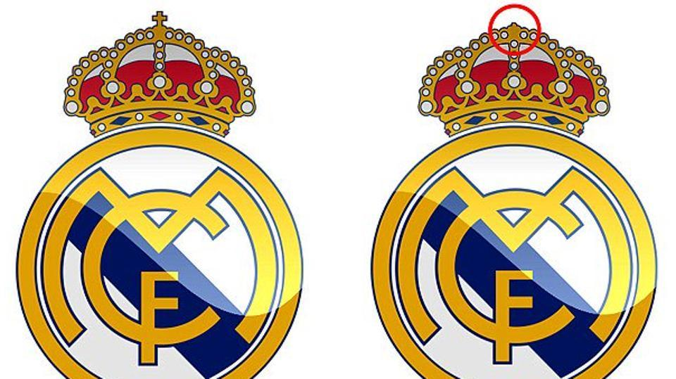 Real Madrid C.F. logo won\'t feature Christian cross in.