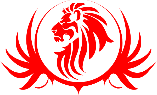 Red Lion Clip Art at Clker.com.