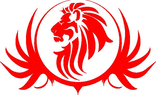 Red Lion Clip Art at Clker.com.