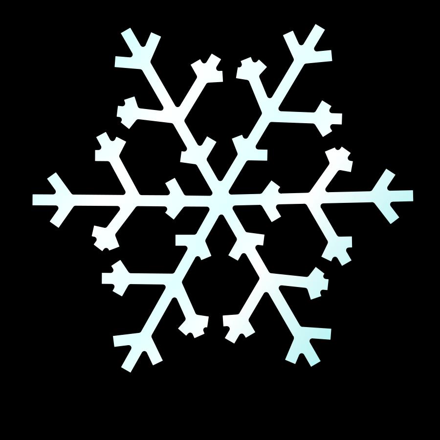 Snow clip art.