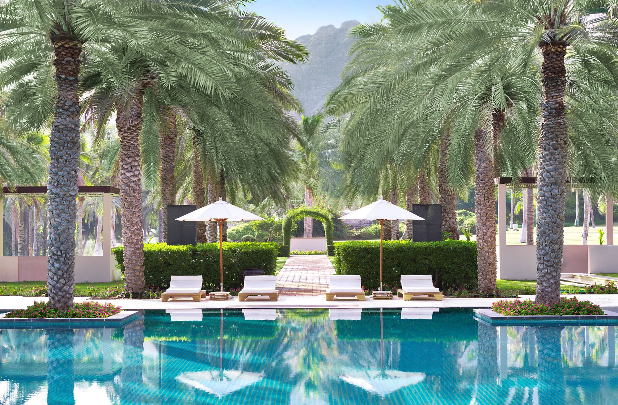Luxury Hotels and Resorts.