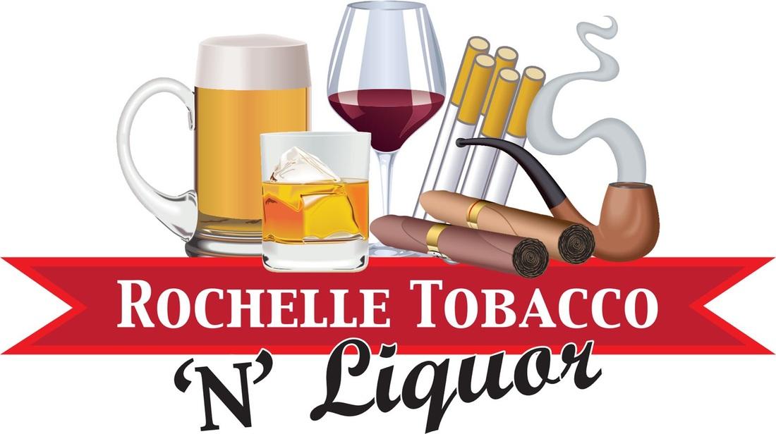 Rochelle Tobacco & Liquor222 May Mart Dr. Rochelle, IL 61068.