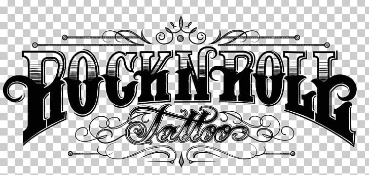 Rock N Roll Tattoo Rock Music Rock And Roll Punk Rock PNG.