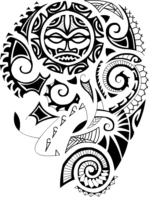 10 best Hawaii tribal tattoos.