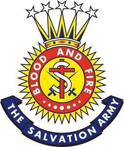 Salvation Army Shield Logo.