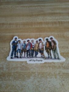 Details about DGK SKATEBOARDS DIRTY GHETTO KIDS THE SANDLOT MOVIE LOGO  SKATEBOARD STICKER.