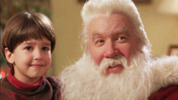 The Original Script For \'The Santa Clause\' Was A Lot Darker.