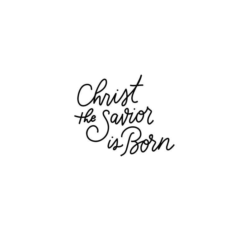 The Savior Is Born (M1260).