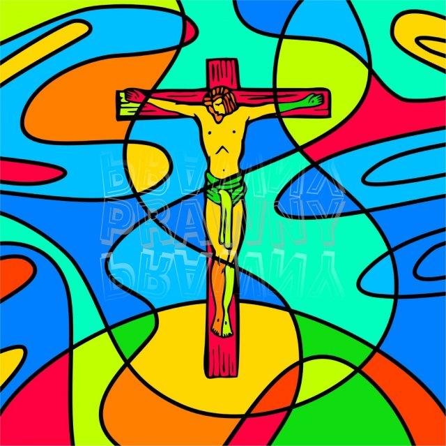 Crucifixion of Christ the Saviour Prawny Christian Clip Art.