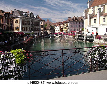 Picture of France, Annecy, Haute.