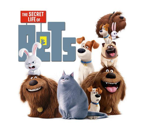 the secret life of pets clipart.