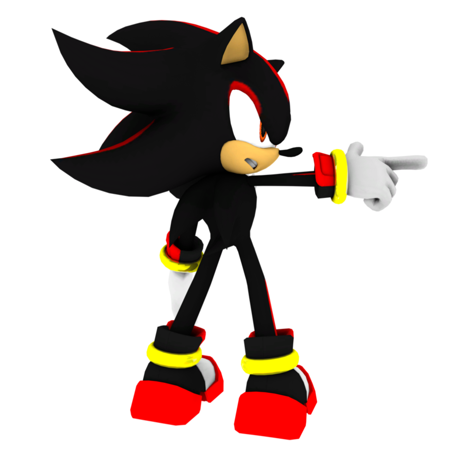 Shadow The Hedgehog by Mike9711 on DeviantArt.