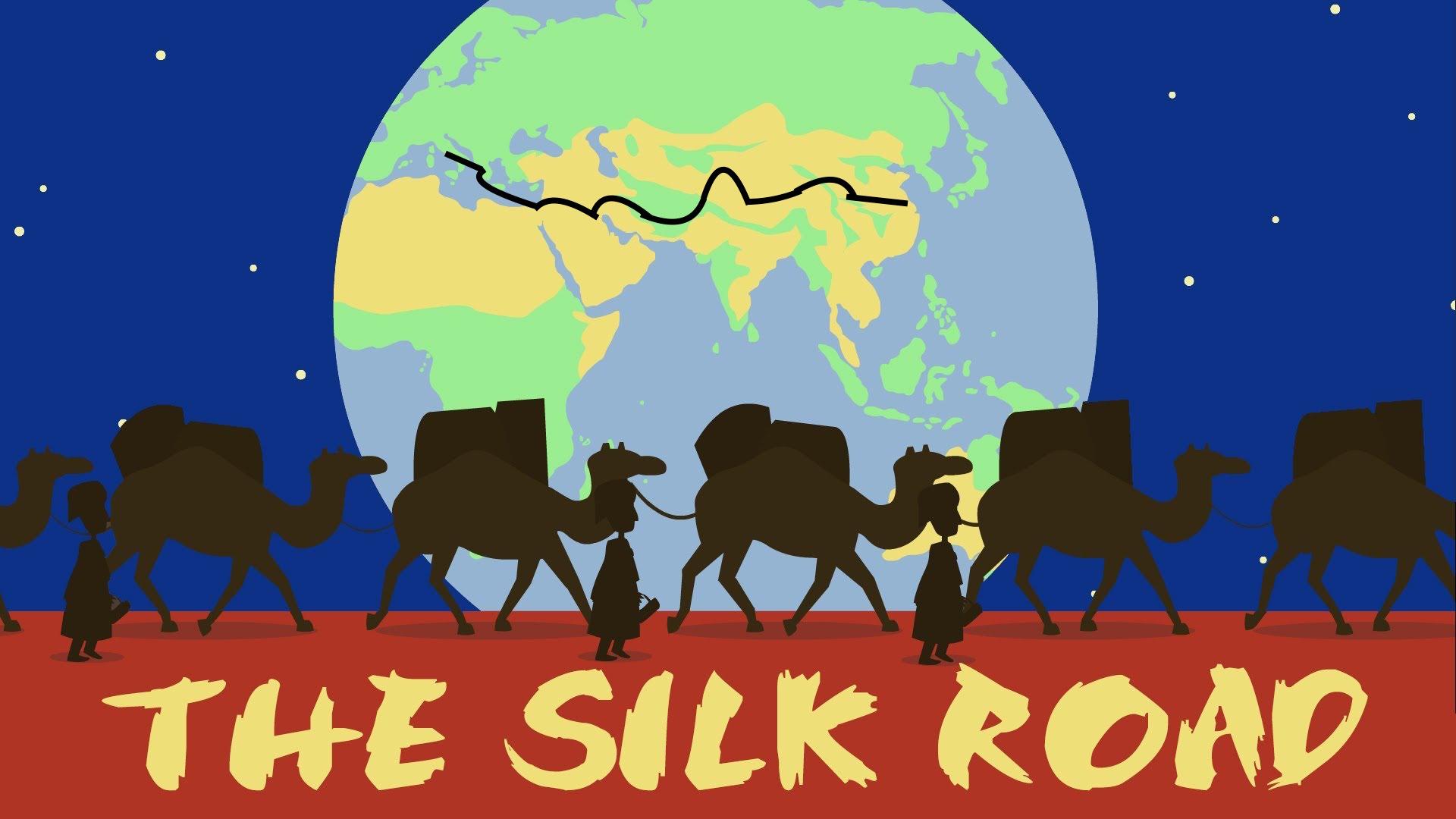 The Silk Road.