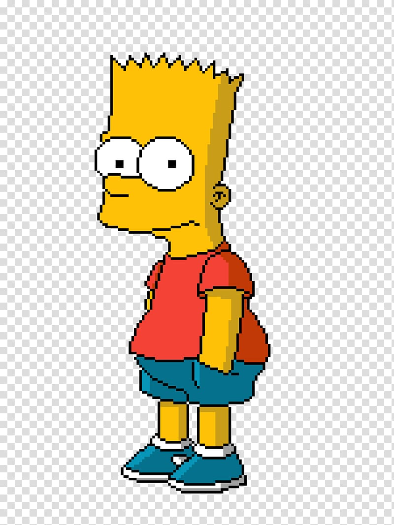 Bart Simpson Homer Simpson Character, the simpsons.
