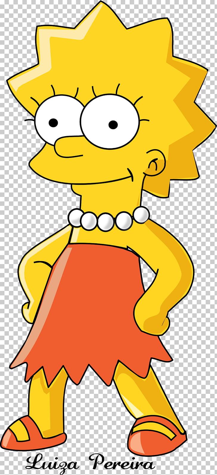 Lisa Simpson Bart Simpson Marge Simpson Maggie Simpson The.