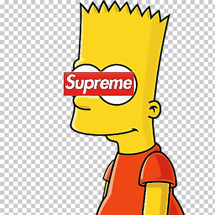 Bart Simpson Homer Simpson Marge Simpson Lisa Simpson.