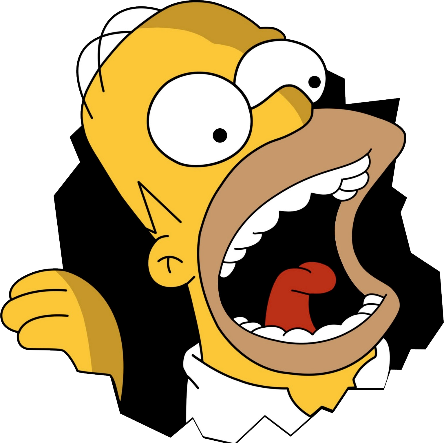 The Simpsons Png Homer Simpson Logo.