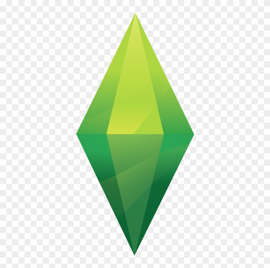 Sims 4 Plumbob Png Clipart (#1359038).