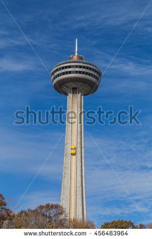 Skylon Tower Lizenzfreie Bilder und Vektorgrafiken kaufen.