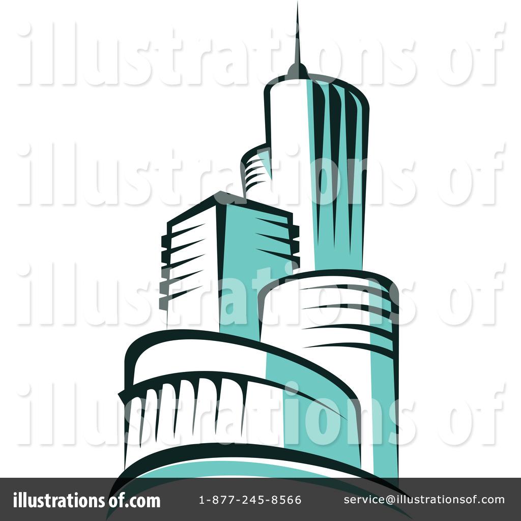 Skyscraper Clipart #1229419.