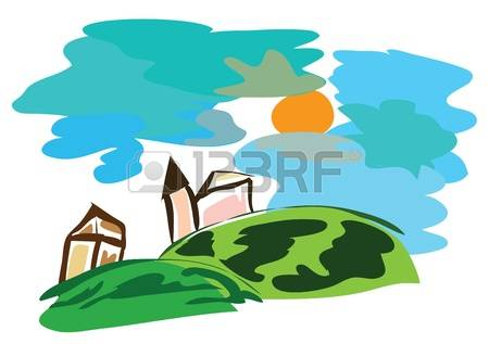 Small Country Stock Illustrations, Cliparts And Royalty Free Small.