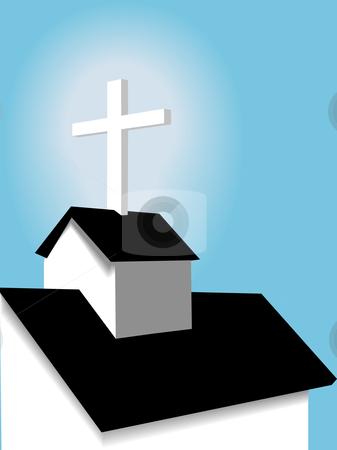 Small Church Clipart.