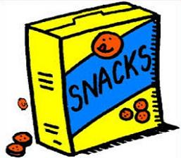 Free Snack Clipart.