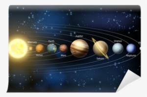Solar System PNG, Transparent Solar System PNG Image Free.