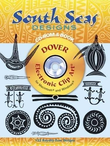 9780486998428: South Seas Designs CD.