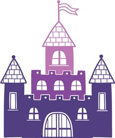 Disney Castle clip art.