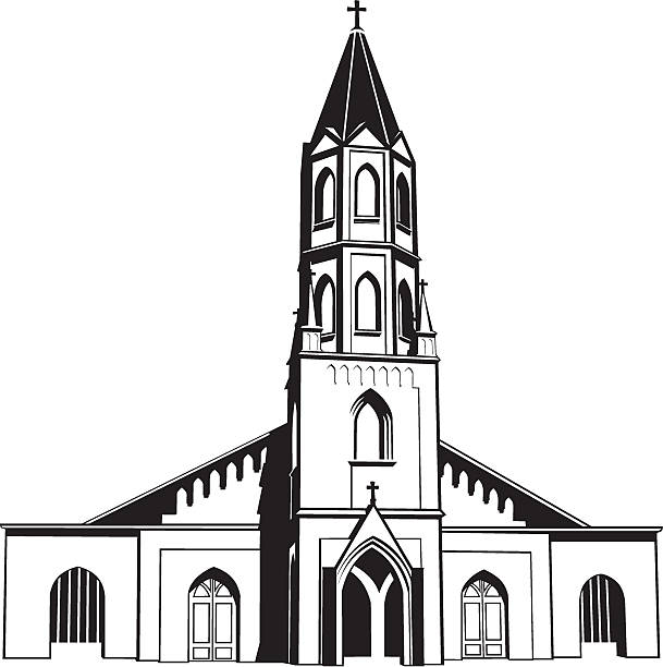The Spire Clip Art, Vector Images & Illustrations.