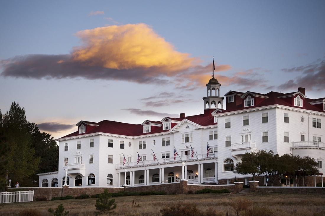 Historic Stanley Hotel Accommodations.
