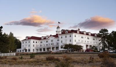 Estes Park Hotel.