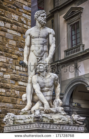Hercules Statue Stock Photos, Royalty.