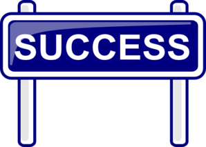 Success Clip Art at Clker.com.