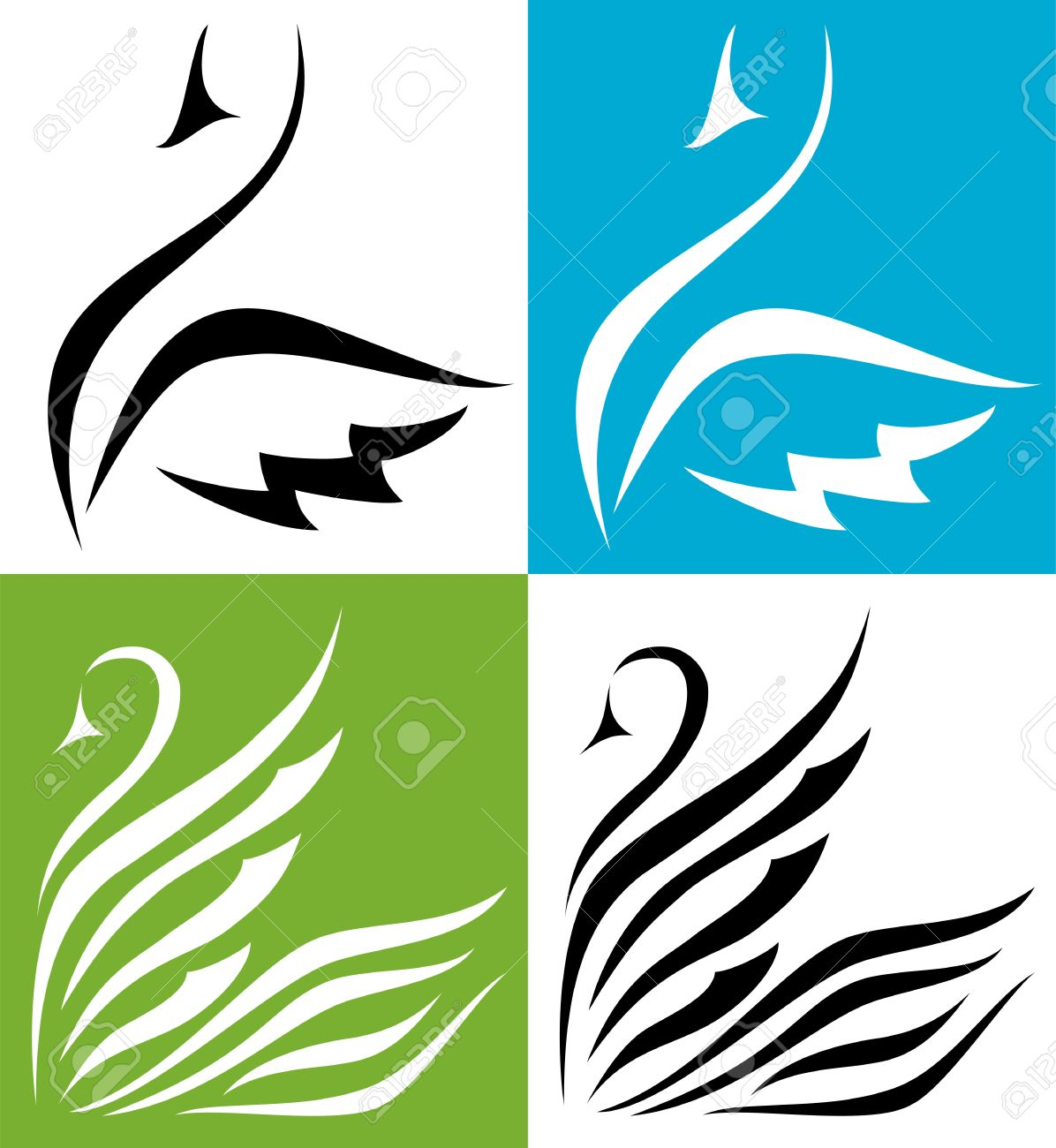 5,793 Swans Cliparts, Stock Vector And Royalty Free Swans.