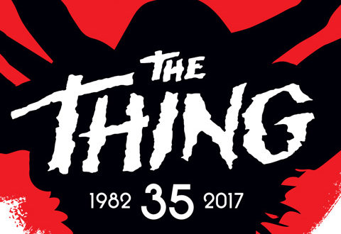Celebrating 35 Years of John Carpenter\'s \'The Thing\'.