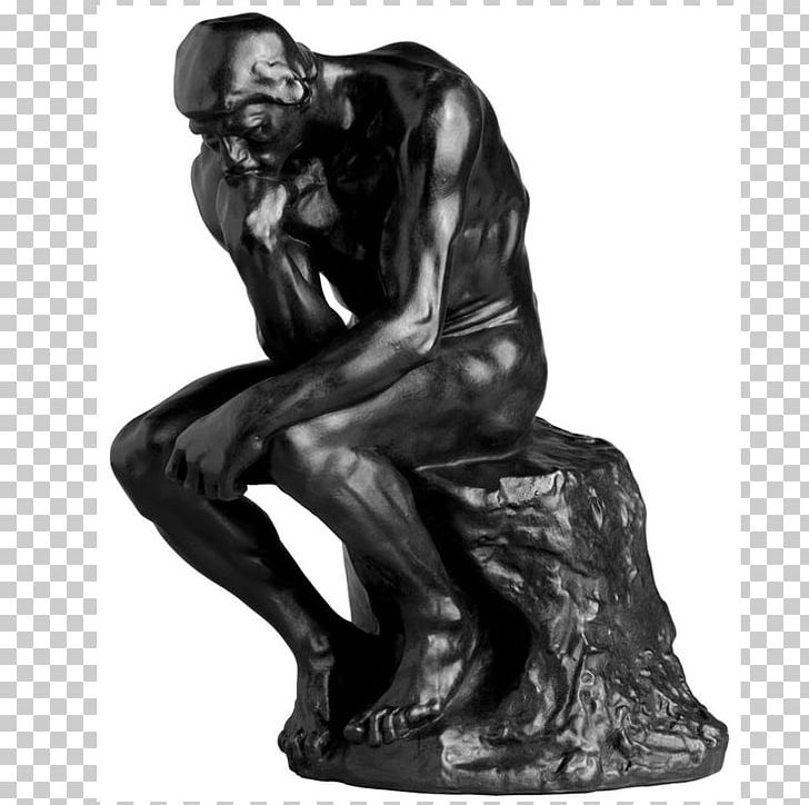The Thinker Musée Rodin Rodin Museum The Kiss Sculpture PNG.