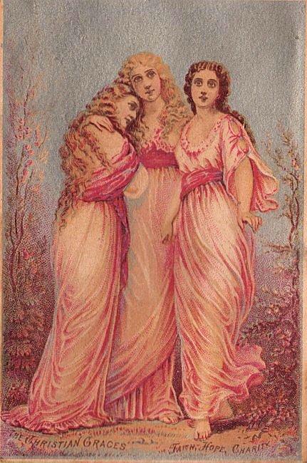 The Three Graces.
