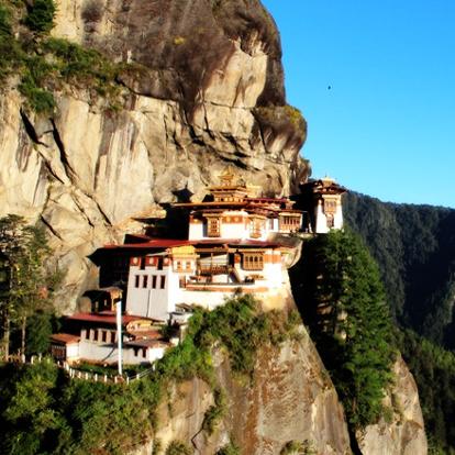 Bhutan Tiger's Nest & Paro Taktsang Palphug Monastery Tours.